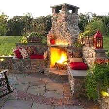 backyard fireplace images ideas small outdoor best fireplaces on garden of life vitamin code outside fireplace