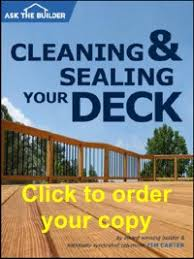 the deck cleaning and sealing55