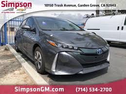 2017 toyota prius prime vehicle photo in garden grove ca 92843