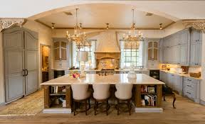 French Provincial Kitchen mediterranean-kitchen