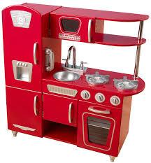 Retro Play Kitchen Set Toy Kitchens Will I