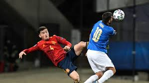 Italia Spagna Europei Under 21 highlights e sintesi partita - VIDEO