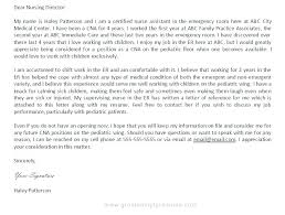 Cover Letter For Cna Resume Professional Resume Samples Professional
