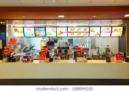 mcdonalds inside counter. Contemporary Inside SHENZHEN CHINA  MAY 25 2015 Interior Of McDonaldu0027s Restaurant  Is For Mcdonalds Inside Counter P