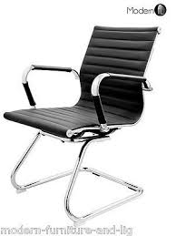 leather and chrome chair. MODERN BLACK FAUX LEATHER DINING CHAIR WITH ARM REST, CHROME LEG Leather And Chrome Chair L