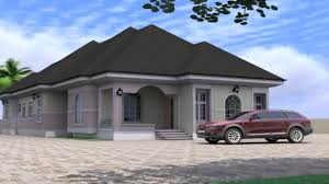 Small Picture House Plan Design In Nigeria YouTube