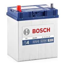 Аккумулятор <b>BOSCH</b> S4 019 Silver 540 127 033 прямая ...