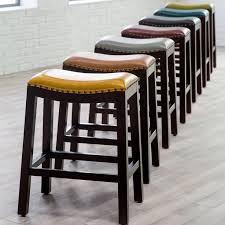 backless leather counter stools 45 best bar stools images on