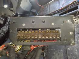 porsche 914e electric conversion and tesla obsession fuse block porsche 914e electric conversion and tesla obsession fuse block conversion
