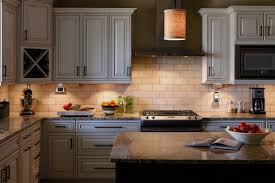 ... LED Puck Or Linear Lights Designed By Donna ViningTraditional Kitchen  With Kitchen Under Cabinet Lighting