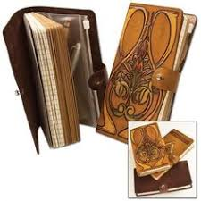 clic journal leather kit by tandy leather craft