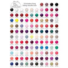 Ibd Just Gel Colour Chart Ibd Just Gel Polish 5 Oz