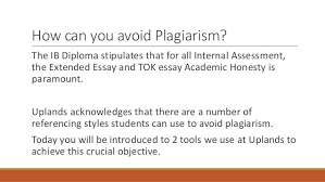 academic honesty in the ib diploma 8