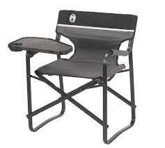 Amazon.com : Coleman Aluminum Deck Chair : Camping Chairs : Sports ...