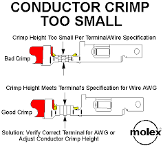 Pinball Molex Connectors And Terminal Pin Crimping Explained