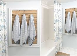 15 Cool DIY Towel Holder Ideas For Your Bathroom 6  Pinterest