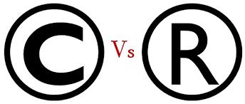 copyright vs trademark