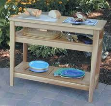 woodworking table plans you can build this outdoor serving sofa free p45