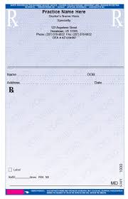doctor prescription pad rxpads home prescription pads