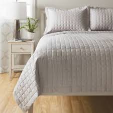 Downtown Company Urban Quilted Cotton Coverlet Set in Quarry Gray ... & Downtown Company Urban Quilted Cotton Coverlet Set in Quarry Gray | Urban,  Cotton quilts and Cotton Adamdwight.com