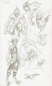 Character drawing challenge 1 s le by scarlet harlequin n on character drawing challenge 1 s le by