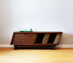 record player media console. Plain Console Designing And Building A Modern Record Player Console  For Media R