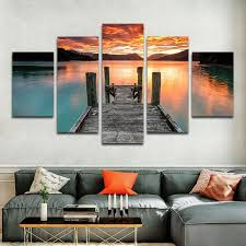 jump in the lake multi panel canvas wall art elephantstock throughout inspirations 0 on wine barrels multi panel canvas wall art with panel art multi wall on canvas bigwallprints com pertaining to