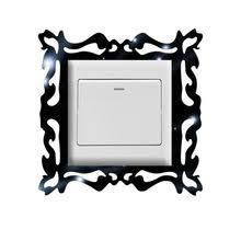 Переключатель стикер домашний декор <b>зеркальные</b> наклейки ...
