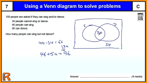 Venn Diagram Math Problems Pdf Worksheet Math Venn Diagram Worksheets