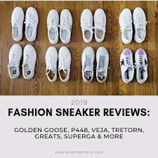 P448 Size Chart 2019 Fashion Sneaker Reviews Golden Goose P448 Veja