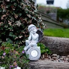 solar energy garden lights decorative
