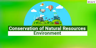 environment conservation of natural resources biodiversity conservation of natural resources environment