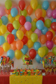 5 Balloon Decoration Ideas For Birthday Party At Home For Husband Simple Balloon Decoration Ideas At Home