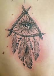 Native Dream Catcher Tattoos Million Posts Awesome Dream Catcher Tattoos 88