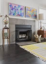 portland condo living hardwood floor rich dark brown chocolate living room