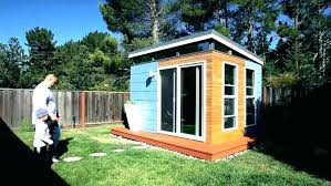 outdoor office shed. Outdoor Office Shed Plans Simple By  Backyard .
