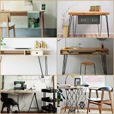 examples that inspire you to build yourself a desk