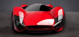 sports cars 2040. Modren 2040 Ferrari Supercar Concepts For 2040 To Sports Cars A
