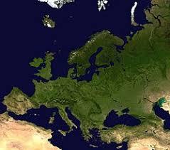 Европа Википедия Европа из космоса
