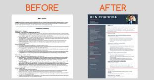 simple resume model career portfolio ken cordova intelivate
