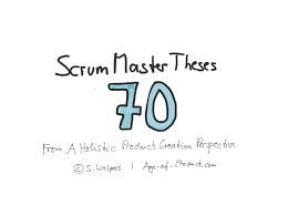 jonathan jenner professional profile 70 scrum master theses