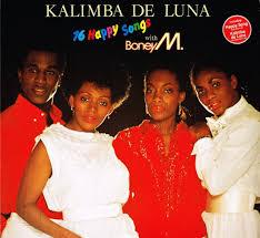 <b>Boney M</b>. - <b>Kalimba</b> De Luna - 16 Happy Songs | Discogs
