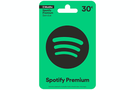 Spotify | €30 Gift Card