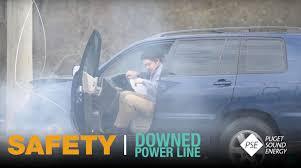 Αποτέλεσμα εικόνας για What to do if a live wire falls on the car?