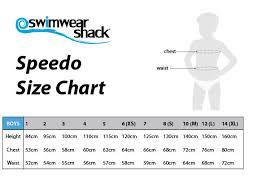 Swimoutlet Size Chart Speedo Parka Sizing Chart Speedo Unisex Team Parka At Swimoutlet