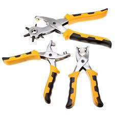 3pcs leather belt hole punch plier eyelet pliers tool kit with 200pcs parts b5fa9f8a 8c68 430a aee9 02d6c85e8b08 jpg