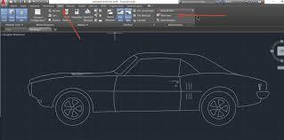 Car Design In Autocad 2d Autocad Car Design Autocad Design Pallet Workshop
