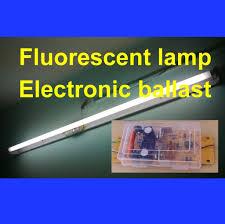 Electronic Ballast 8 Steps