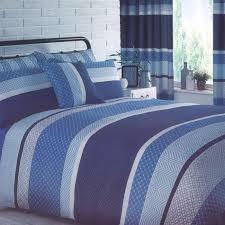 matching curtains denim blue