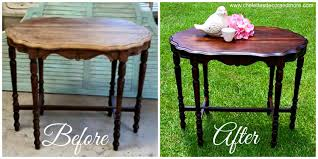 vintage entry table. Vintage Entry Table